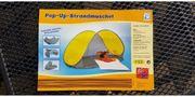 Pop-Up-Strandmuschel