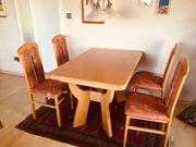 Esszimmer Buche massiv Tisch 4