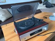 Karcher KA 8050 Schallplattenspieler