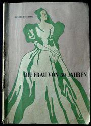 Roman von Balzac - Die Frau