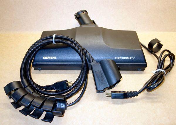 Elektrobürste Siemens ELEKTROMATIC mit Kabel