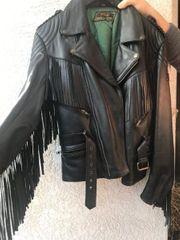 Chopperjacke - 1x getragen