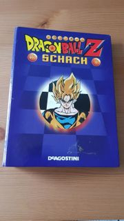 Dragonball Z Schach Sammelmappe