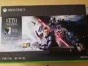 Xbox One X 1TB Star