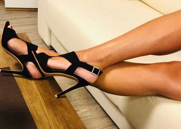 Für Liebhaber gepflegter Füße