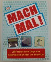 MACH MAL - Buch