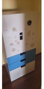 IKEA Kinderzimmer-Schrank Stuva