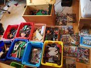 Komplette Legosammlung