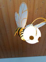 Hängeleuchte Biene Kinderzimmer