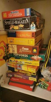 Verkaufe viele verschiedene Spiele 3