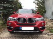 X4 BMW leaingübernahme 12 monate
