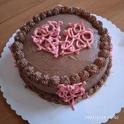Hausgemachte Torten und Kuchen im