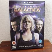 Battlestar Galactica Season 3 English