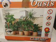 Bewässerungssystem Zimmerpflanzen Caber Oasis
