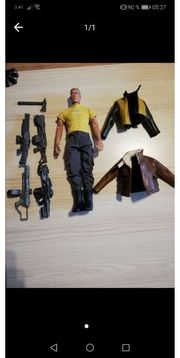 Wolfenstein Action Figur