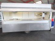 Imbiss Imbisswagen Food Truck Imbissanhänger