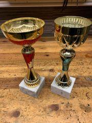 Pokale - Pokal 2 Stk