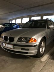 BMW 320 D Touring in