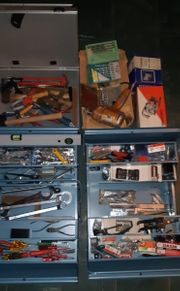 Werkzeug Sammlung Konvolut inkl massiver