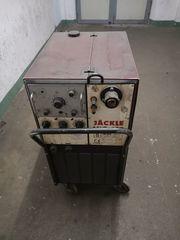 Schweißmaschine MIG 400 A Jäckle