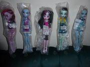 Monster High Puppen je 6EUR