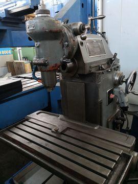 Bild 4 - Konventionelle Fräsmaschine Maho SK 250 - Gottmadingen Bietingen Gzg