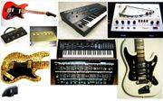 suche 60er E Guitar Bass