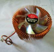 Golden Orb 2 CPU Kühler