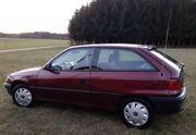 Opel Astra Sunshine