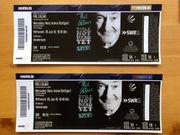 2 Karten für Phil Collins