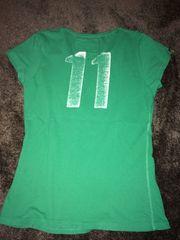 SUPERDRY T-Shirt grün L