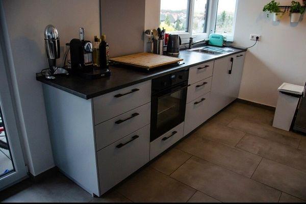 Sehr gut erhaltene IKEA-Küche inklusive Elektrogeräten! in ...