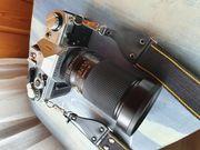 Canon Spiegelreflexcamera ae1