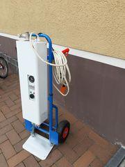 mobilie Heizung - Heizmobil- Strom Bauheizung