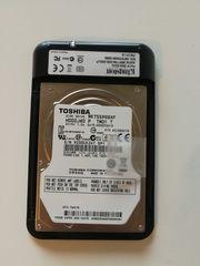 750 GB Festplatte