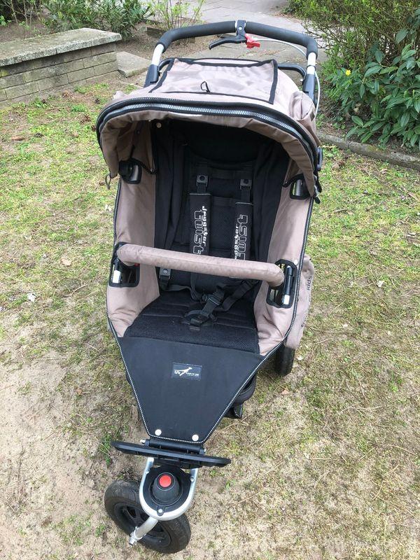 Kinderwagen TFK Joggster Twist 3-rädriger