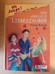 No Jungs Der verflixte Liebeszauber