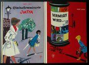 Kriminalkommissarin Jutta - 2 Mädchenkrimis der