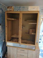 Chinchilla Käfig zu verkaufen