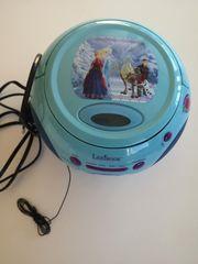 Eisprinzessin CD Player