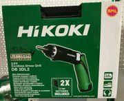 HIKOKI Akku Knickschrauber DB3DL2 1