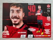 Autogramkarte Iuri Medeiros 1 FC