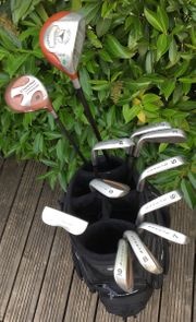Golfschläger TaylorMade Komplettsatz - Trolley und