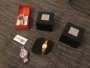 Uhren Sammlung von Opa