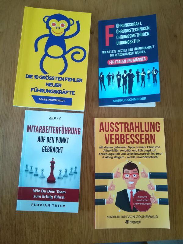 Buch Bücher für Führungskraft
