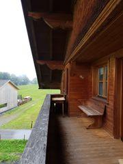 Dachgeschosswohnung im Wälderhaus