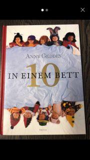 Anne Geddes 10 in einem