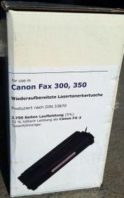 6x Toner für Canon FX-3