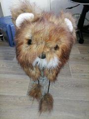 Süße Bären Mütze mit Ständer
