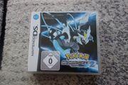 NDS Pokemon schwarze Edition 2